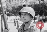 Image of General Mark W Clark Pompeii Italy, 1943, second 19 stock footage video 65675030860