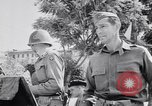 Image of General Mark W Clark Pompeii Italy, 1943, second 23 stock footage video 65675030860
