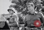 Image of General Mark W Clark Pompeii Italy, 1943, second 24 stock footage video 65675030860