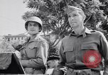 Image of General Mark W Clark Pompeii Italy, 1943, second 25 stock footage video 65675030860
