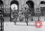 Image of General Mark W Clark Pompeii Italy, 1943, second 35 stock footage video 65675030860