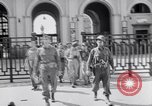 Image of General Mark W Clark Pompeii Italy, 1943, second 36 stock footage video 65675030860