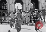 Image of General Mark W Clark Pompeii Italy, 1943, second 37 stock footage video 65675030860