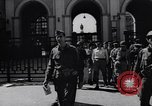 Image of General Mark W Clark Pompeii Italy, 1943, second 38 stock footage video 65675030860
