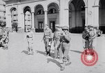 Image of General Mark W Clark Pompeii Italy, 1943, second 39 stock footage video 65675030860