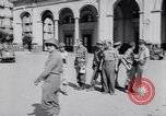 Image of General Mark W Clark Pompeii Italy, 1943, second 41 stock footage video 65675030860