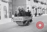 Image of General Mark W Clark Pompeii Italy, 1943, second 58 stock footage video 65675030860