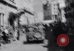 Image of General Mark W Clark Pompeii Italy, 1943, second 61 stock footage video 65675030860