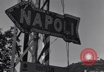 Image of post war scenes Salerno Italy, 1943, second 61 stock footage video 65675030865