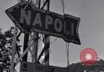 Image of post war scenes Salerno Italy, 1943, second 62 stock footage video 65675030865