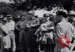 Image of General Mark W Clark Italy, 1943, second 6 stock footage video 65675030869