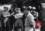 Image of General Mark W Clark Italy, 1943, second 12 stock footage video 65675030869