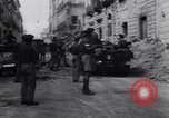 Image of British troops Naples Italy, 1943, second 4 stock footage video 65675030872