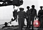 Image of Eisenhower and top generals Paestum Italy, 1943, second 2 stock footage video 65675030880