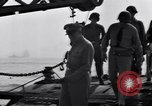 Image of Eisenhower and top generals Paestum Italy, 1943, second 4 stock footage video 65675030880