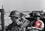Image of Eisenhower and top generals Paestum Italy, 1943, second 13 stock footage video 65675030880