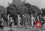 Image of Eisenhower and top generals Paestum Italy, 1943, second 26 stock footage video 65675030880
