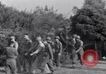Image of Eisenhower and top generals Paestum Italy, 1943, second 30 stock footage video 65675030880