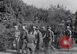 Image of Eisenhower and top generals Paestum Italy, 1943, second 31 stock footage video 65675030880