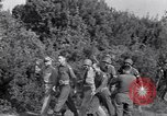 Image of Eisenhower and top generals Paestum Italy, 1943, second 32 stock footage video 65675030880