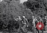 Image of Eisenhower and top generals Paestum Italy, 1943, second 33 stock footage video 65675030880