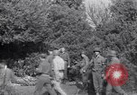 Image of Eisenhower and top generals Paestum Italy, 1943, second 40 stock footage video 65675030880