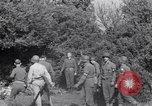 Image of Eisenhower and top generals Paestum Italy, 1943, second 41 stock footage video 65675030880