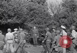 Image of Eisenhower and top generals Paestum Italy, 1943, second 42 stock footage video 65675030880