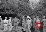 Image of Eisenhower and top generals Paestum Italy, 1943, second 43 stock footage video 65675030880