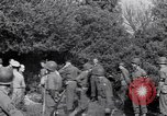 Image of Eisenhower and top generals Paestum Italy, 1943, second 49 stock footage video 65675030880