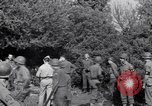 Image of Eisenhower and top generals Paestum Italy, 1943, second 50 stock footage video 65675030880