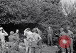 Image of Eisenhower and top generals Paestum Italy, 1943, second 58 stock footage video 65675030880
