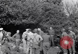 Image of Eisenhower and top generals Paestum Italy, 1943, second 59 stock footage video 65675030880