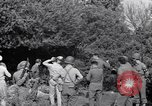 Image of Eisenhower and top generals Paestum Italy, 1943, second 61 stock footage video 65675030880