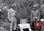 Image of General George Patton Cefalu Italy, 1943, second 4 stock footage video 65675030881