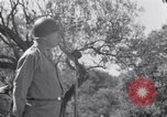 Image of General George Patton Cefalu Italy, 1943, second 27 stock footage video 65675030881