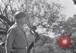 Image of General George Patton Cefalu Italy, 1943, second 29 stock footage video 65675030881