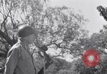 Image of General George Patton Cefalu Italy, 1943, second 31 stock footage video 65675030881