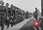 Image of Women's Army Corps WAC Stafford England United Kingdom, 1943, second 5 stock footage video 65675030884