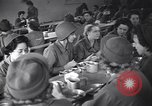 Image of Women's Army Corps WAC Stafford England United Kingdom, 1943, second 40 stock footage video 65675030884
