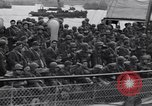 Image of American 5th Division infantry Gourock Scotland, 1943, second 9 stock footage video 65675030885
