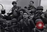 Image of American 5th Division infantry Gourock Scotland, 1943, second 10 stock footage video 65675030885