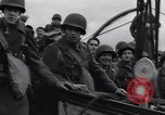 Image of American 5th Division infantry Gourock Scotland, 1943, second 17 stock footage video 65675030885