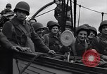 Image of American 5th Division infantry Gourock Scotland, 1943, second 18 stock footage video 65675030885