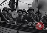 Image of American 5th Division infantry Gourock Scotland, 1943, second 19 stock footage video 65675030885