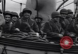 Image of American 5th Division infantry Gourock Scotland, 1943, second 20 stock footage video 65675030885
