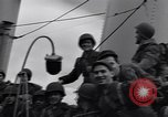 Image of American 5th Division infantry Gourock Scotland, 1943, second 21 stock footage video 65675030885