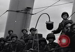 Image of American 5th Division infantry Gourock Scotland, 1943, second 23 stock footage video 65675030885