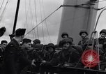 Image of American 5th Division infantry Gourock Scotland, 1943, second 27 stock footage video 65675030885
