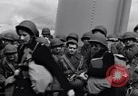 Image of American 5th Division infantry Gourock Scotland, 1943, second 28 stock footage video 65675030885